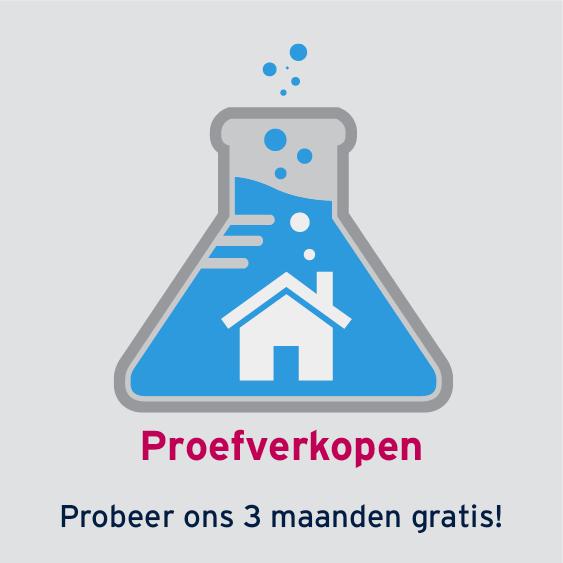 Probeer de makelaar van Woonaccent Almere nu 3 maanden gratis uit