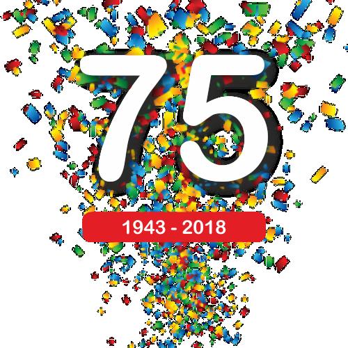 Jubileumactie 75 jaar
