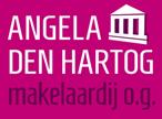Logo Angela den Hartog Makelaardij o.g.