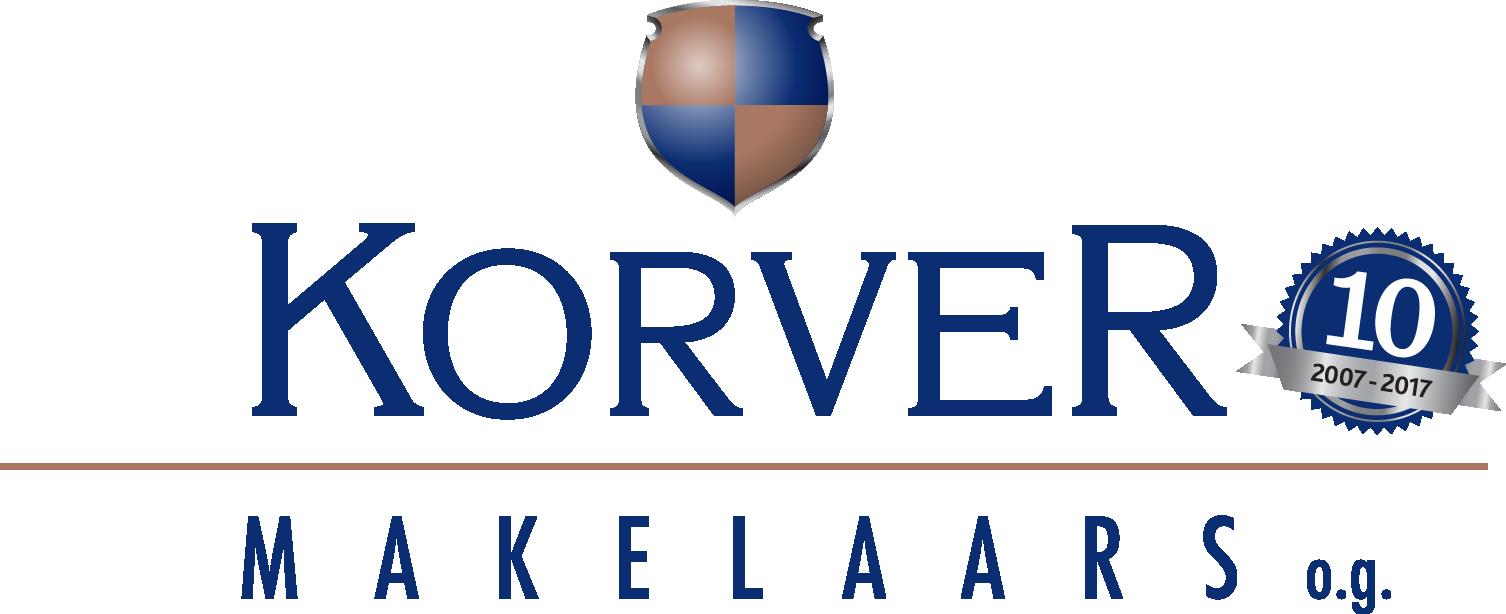 Logo Korver Makelaars O.G. BV