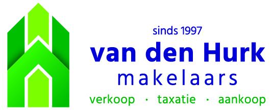 Logo Van den Hurk Makelaars