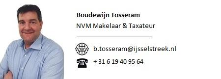 Foto en informatie Boudewijn Tosseram
