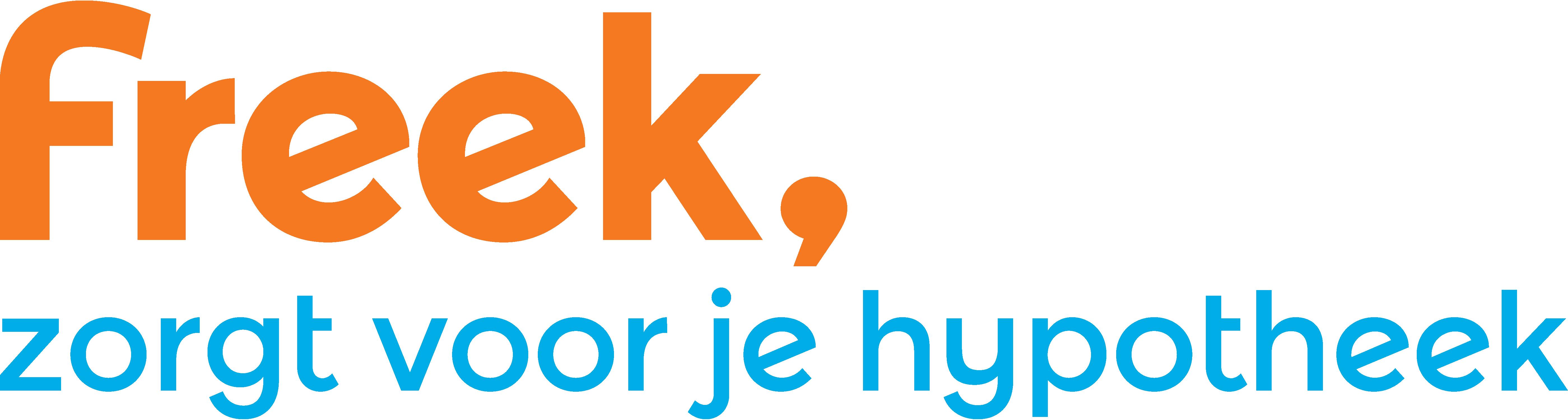 Logo Freek Hypotheek