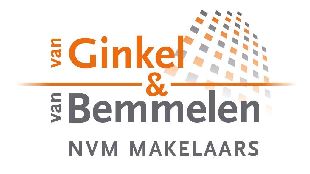 Logo Van Ginkel & Van Bemmelen NVM Makelaars