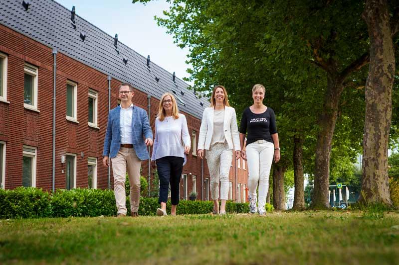 Logo Van Ginkel & Van Bemmelen NVM Makelaars & Hypotheken