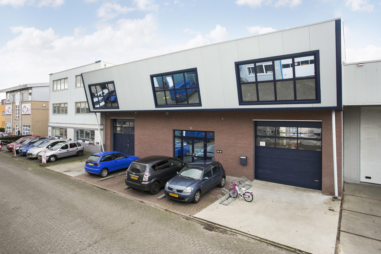 Ariane 46 bedrijfshal te koop in Amersfoort