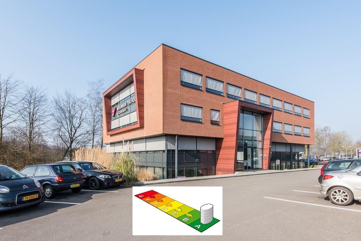 500 m² kantoorruimte verhuurd