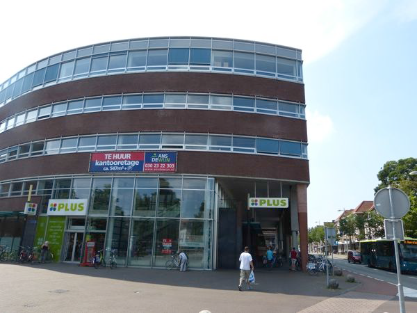 Verhuurd kantoorruimte Arnhemseweg 2 Amersfoort RéBM Bedrijfsmakelaardij
