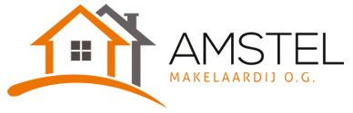 Logo Amstel Makelaardij o.g.