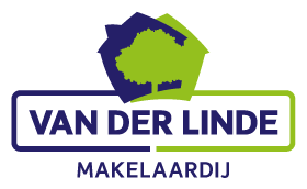 Logo Van Der Linde Makelaardij & Taxaties Elburg