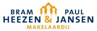 Logo Bram Heezen & Paul Jansen Makelaardij