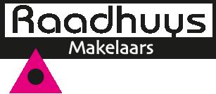 Logo Raadhuys Makelaars VOF
