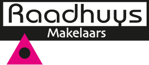 Logo Raadhuys Makelaars B.V.