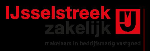 Logo IJsselstreek Zakelijk BV, makelaars in bedrijfsmatig vastgoed