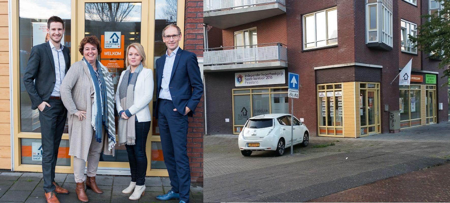 Hypotheekshop Leeuwarden