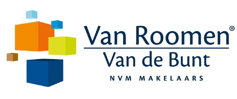 Logo Van Roomen Van de Bunt NVM Makelaars B.V.