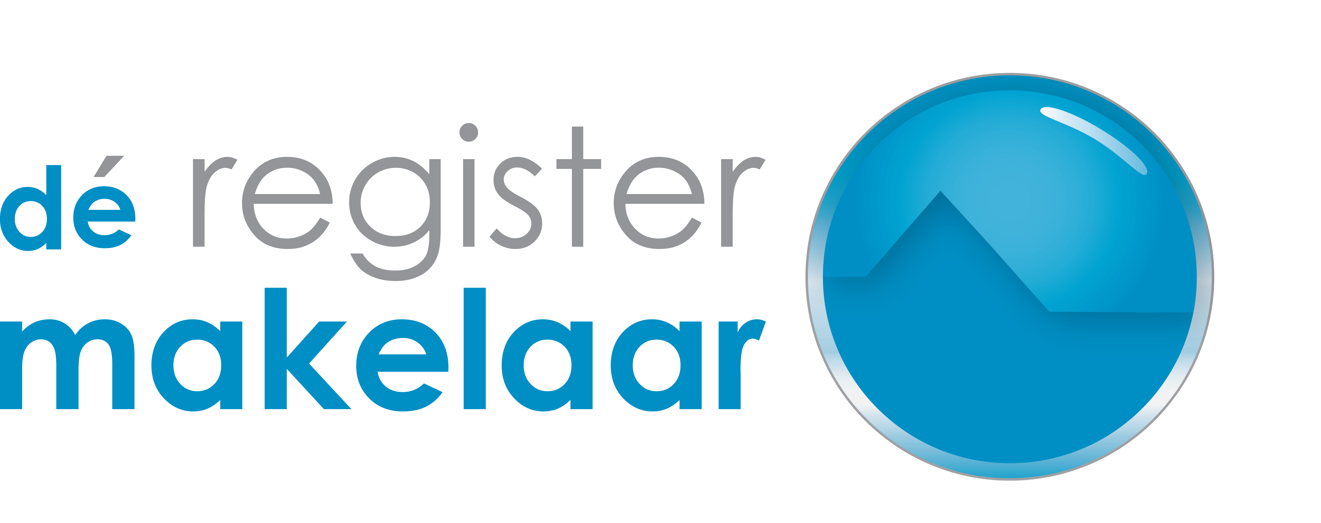 Logo De Register Makelaar