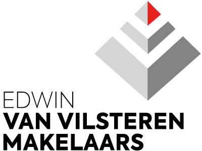 Logo Edwin van Vilsteren Makelaars