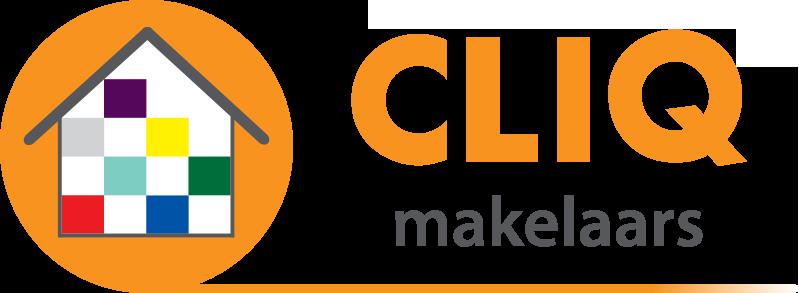 Logo CLIQ Makelaars Heerhugowaard