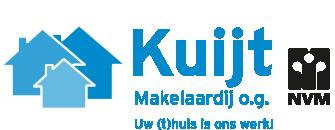 Logo Kuijt Makelaardij o.g.  B.V.