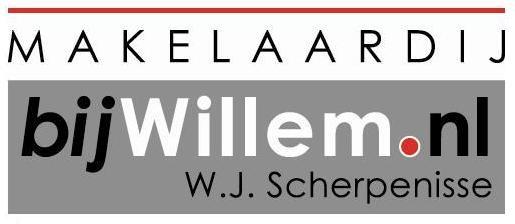Logo Makelaardij bijWillem.nl