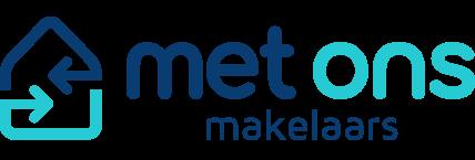 Logo Met Ons Makelaars