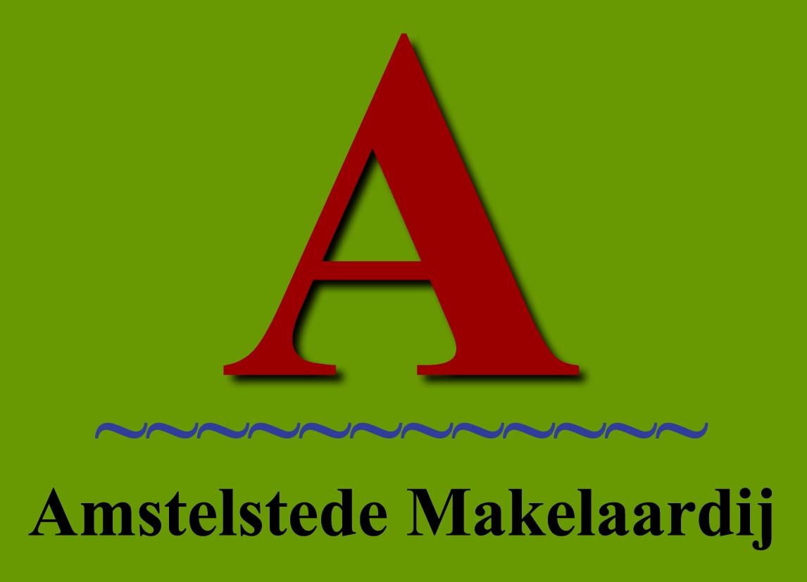 Logo Amstelstede Makelaardij B.V.
