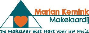 Logo Marian Kemink Makelaardij