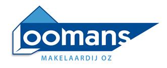 Logo Loomans Makelaardij OZ