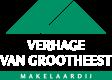 Logo Verhage van Grootheest Makelaardij O.G. BV