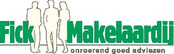 Logo Fick Makelaardij B.V.