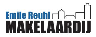 Logo Emile Reuhl Makelaardij
