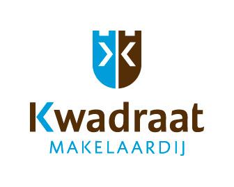 Logo Kwadraat Makelaardij