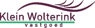 Logo Klein Wolterink Vastgoed