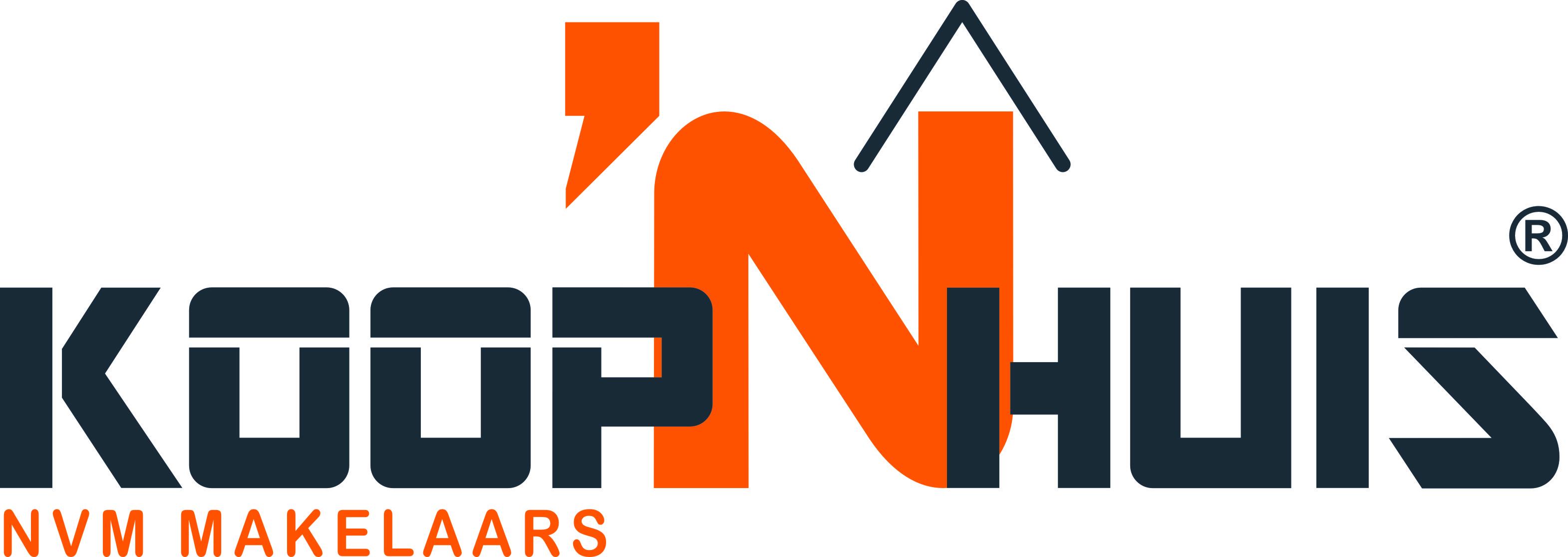 Logo Koop 'N Huis Makelaars
