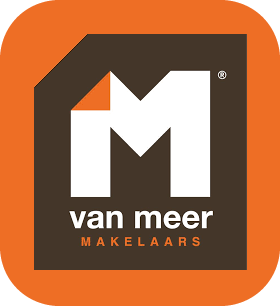 Logo Van Meer Makelaars B.V.