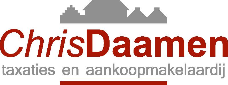 Logo Chris Daamen Taxaties & Aankoopmakelaardij