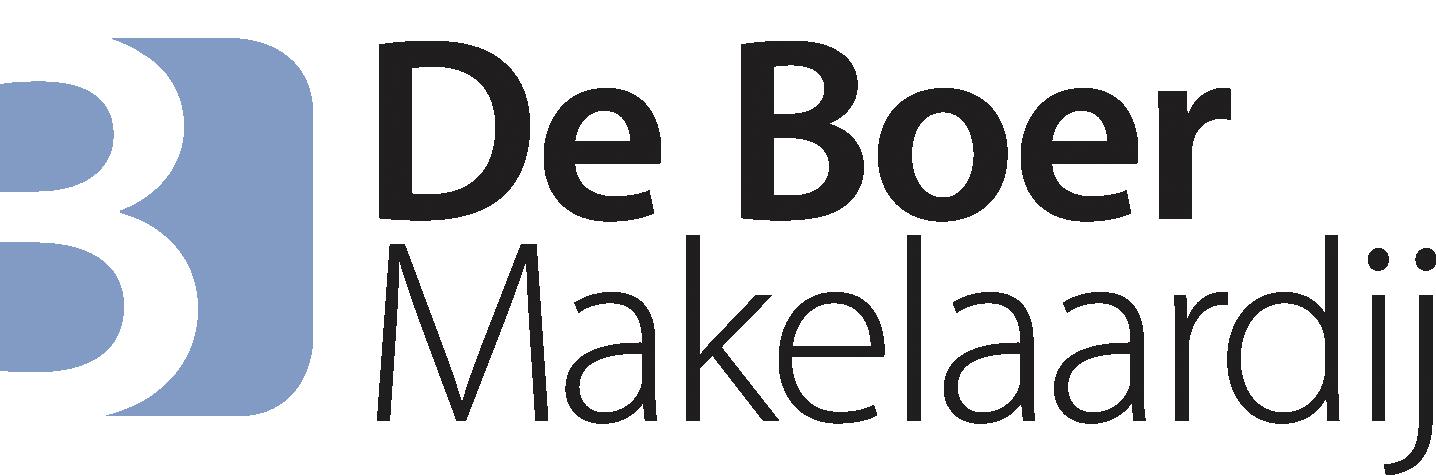 Logo DE BOER MAKELAARDIJ