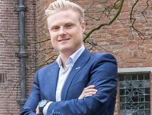 Aankoopmakelaar Moreno Joosten helpt je met een woning kopen