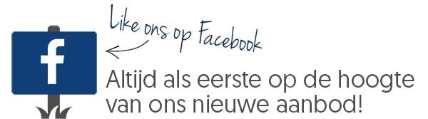Huis kopen? Like ons op Facebook voor het nieuwste woningaanbod.