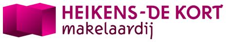 Logo Heikens-de Kort Makelaardij