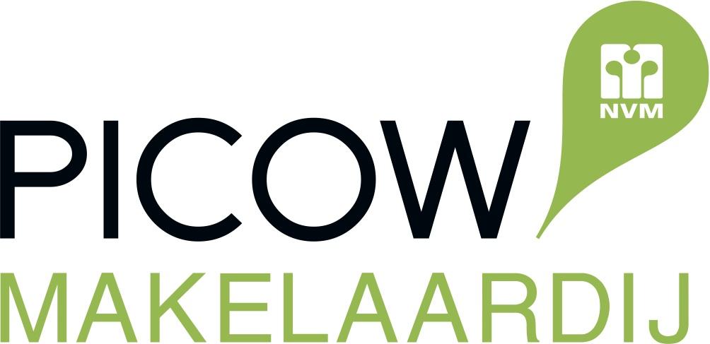 Logo PICOW Makelaardij BV