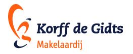 Logo Korff de Gidts NVM-Makelaardij