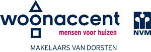 Logo Woonaccent Makelaars Van Dorsten
