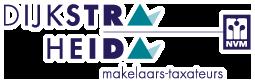 Logo Dijkstra Heida Makelaars Taxateurs