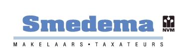 Logo Smedema Makelaars & Taxateurs