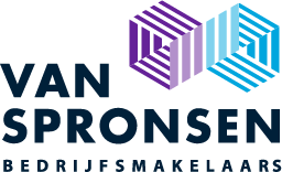 Logo Van Spronsen Makelaars B.V.