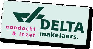 Logo Delta Makelaars Ridderkerk