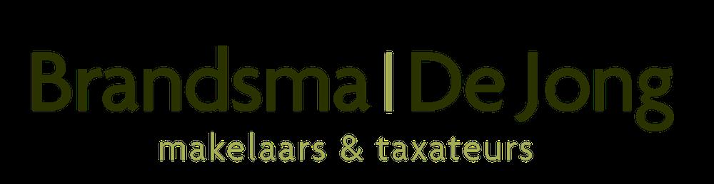 Logo Brandsma De Jong makelaars & taxateurs