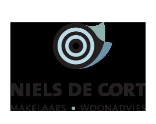 Logo Niels de Cort Makelaars & Woonadvies